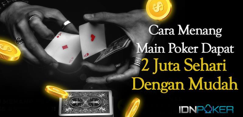 Trik untuk Mendapat Bonus di Laman Poker Online